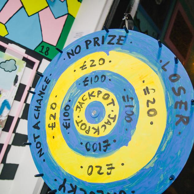 Paintings Make Prizes
