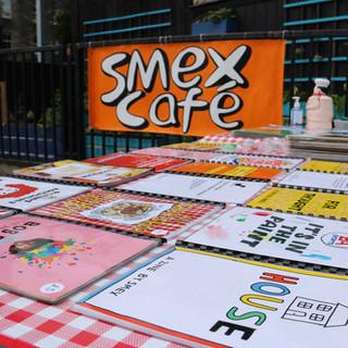 Smex Cafe Pop-up