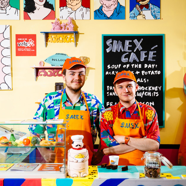 Smex Cafe