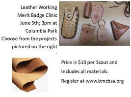Leatherworking Merit Badge