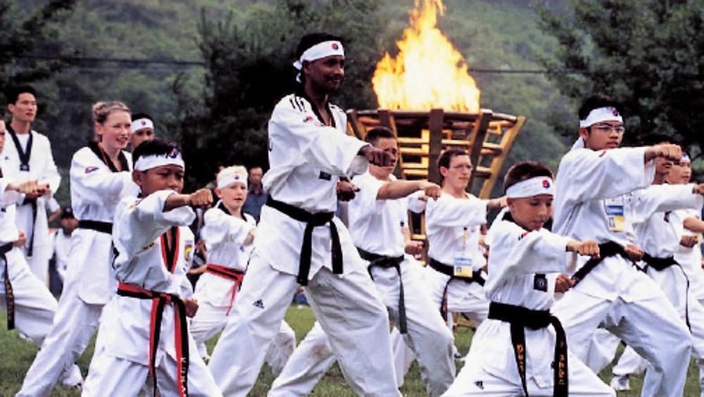 El Taekwondo se pratica en todo el mundo