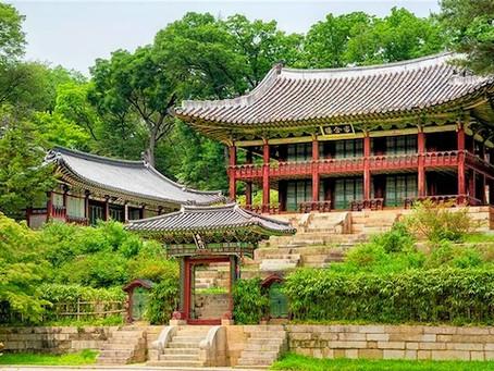 Lugares mágicos en Corea del Sur