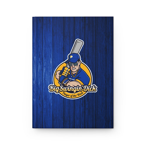 Big Swingin' Dick Clubhouse Ledger