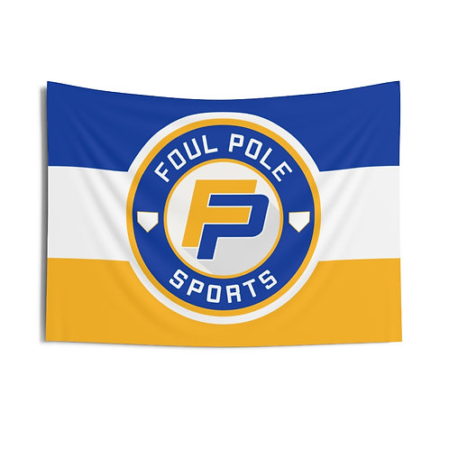 Foul Pole Sports Flag