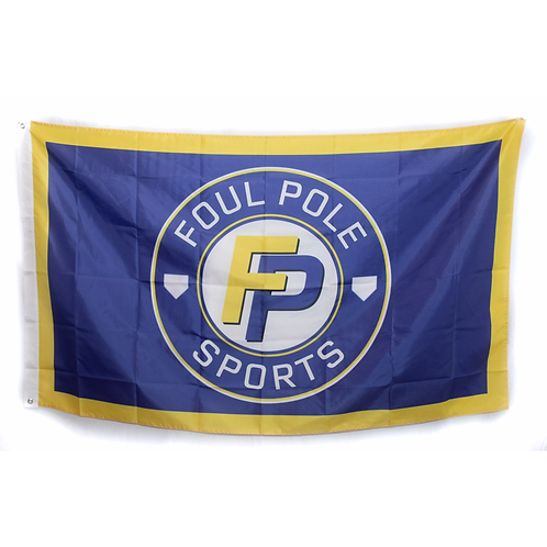 OG Foul Pole Sports Flag