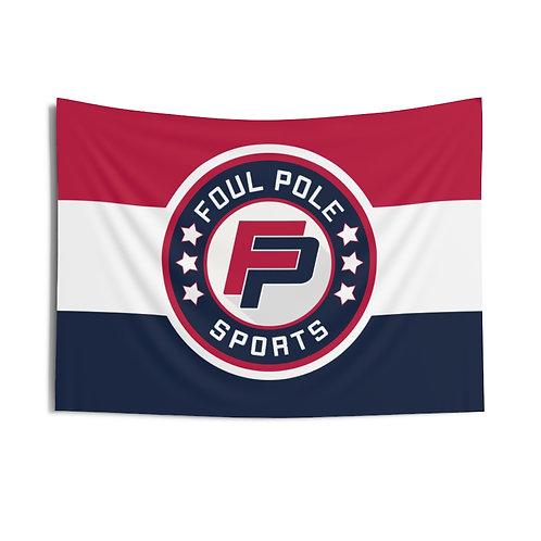 Foul Pole Sports USA Flag