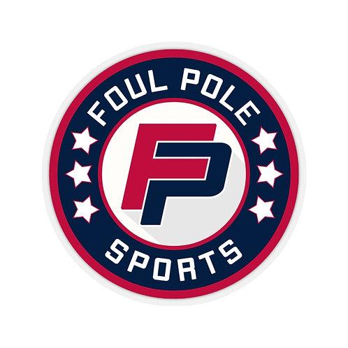 Foul Pole Sports USA Sticker