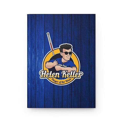 Helen Keller Clubhouse Ledger