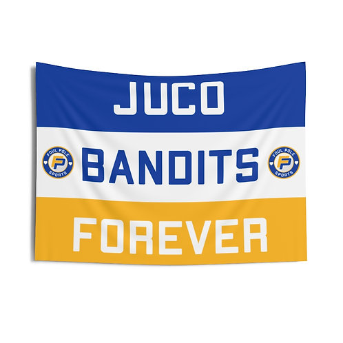 JUCO Bandits Forever Flag
