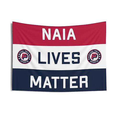 NAIA Lives Matter USA Flag