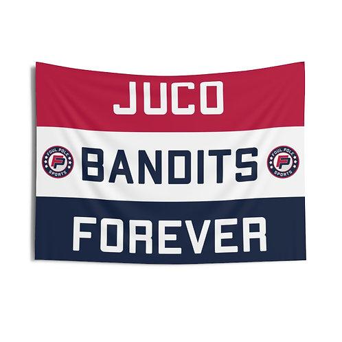JUCO Bandits Forever USA Flag