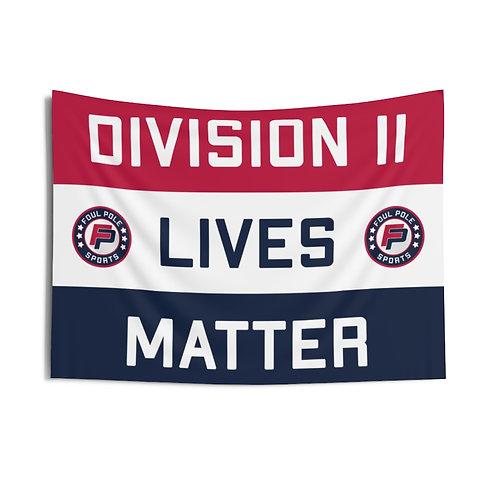 Division 2 Lives Matter USA Flag