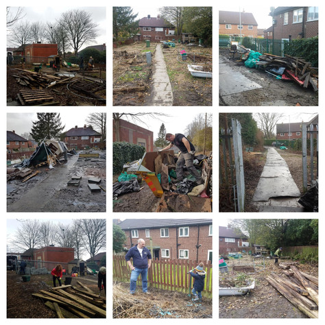 Garstang Allotments - One Big Project