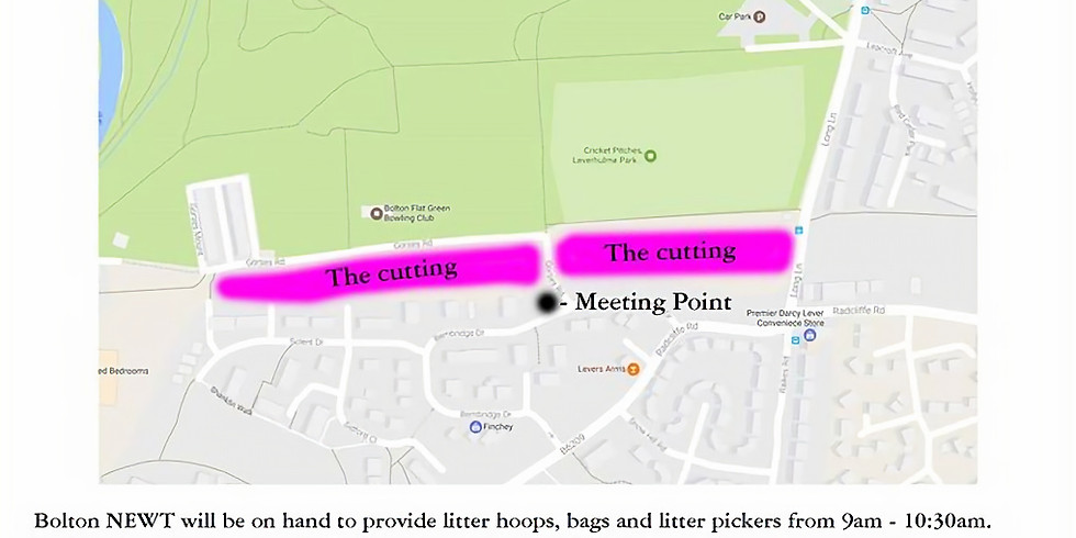 Litter & Fly-tipping Removal - Darcy Lever Residents Association