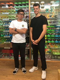 Sundia diabolo shop in taiwan