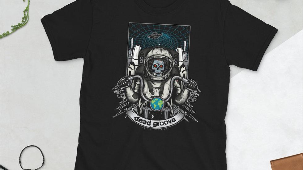 Mars Mission Short-Sleeve Unisex T-Shirt