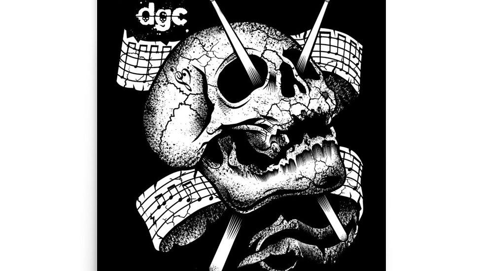 Drum Or Die - Poster