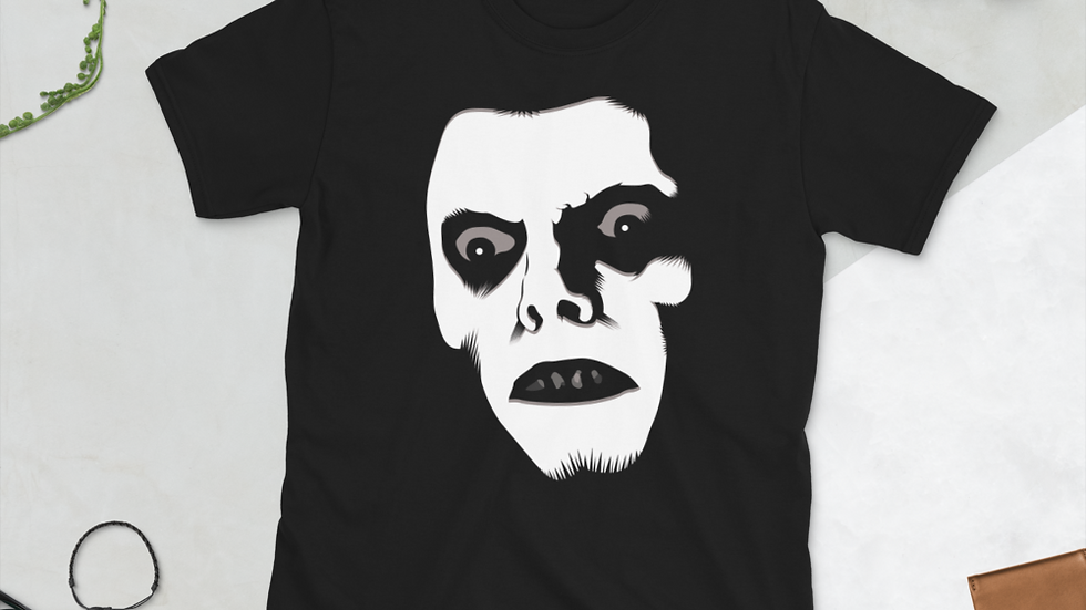 PAZUZU Short-Sleeve Unisex T-Shirt