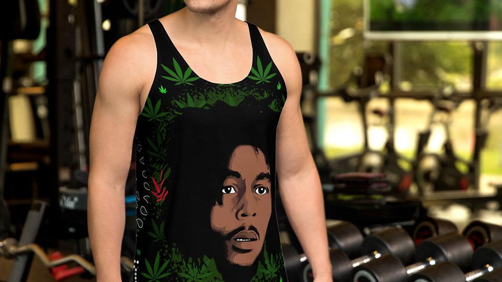 DGC Bob Marley Unisex Tank Top