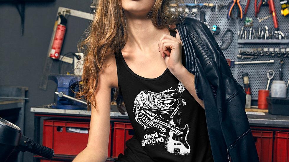 Deep Groove Women's Flowy Racerback Tank