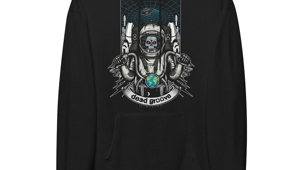 DGC Mars Mission Unisex fleece hoodie