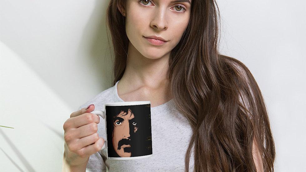 The Black Page Mug