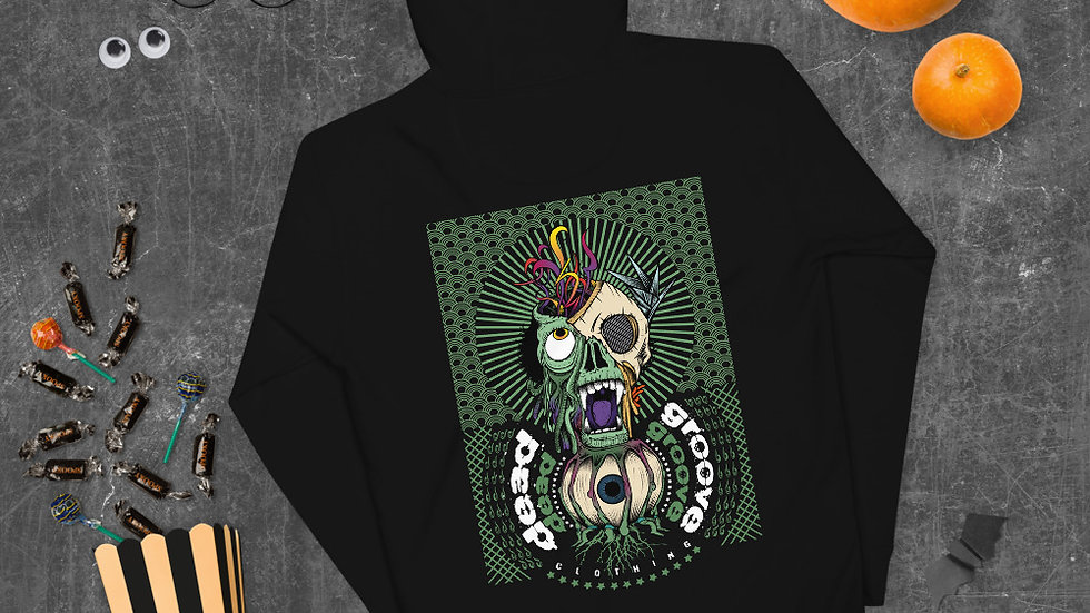 Groove Till You're Dead - Unisex Hoodie