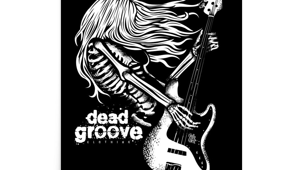 Deep Groove/ Dead Groove - Poster