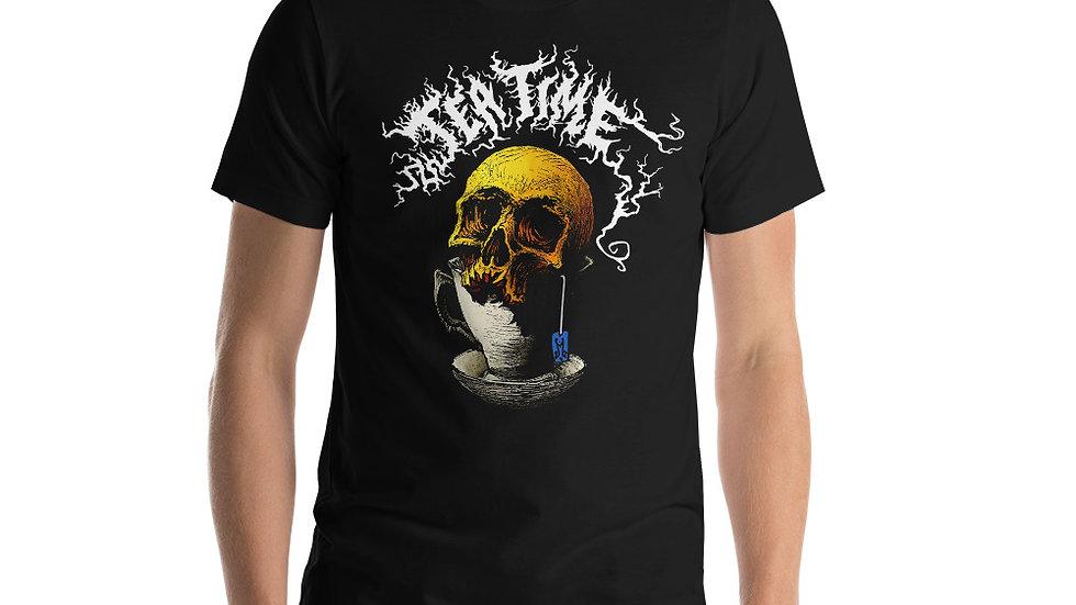 Tea Time - Short-Sleeve Unisex T-Shirt