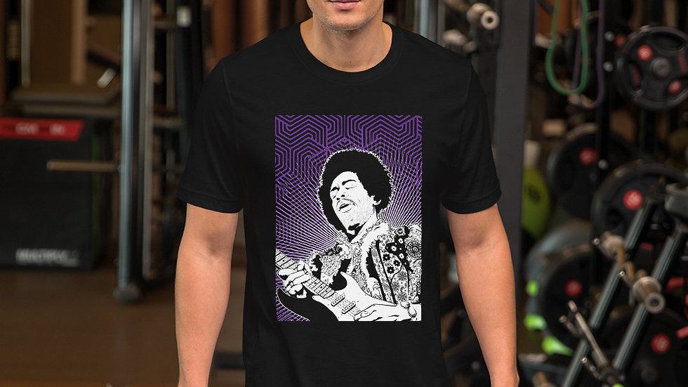 Purple Groove - Short-Sleeve Unisex T-Shirt