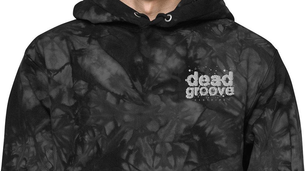 DGC Unisex Champion tie-dye hoodie