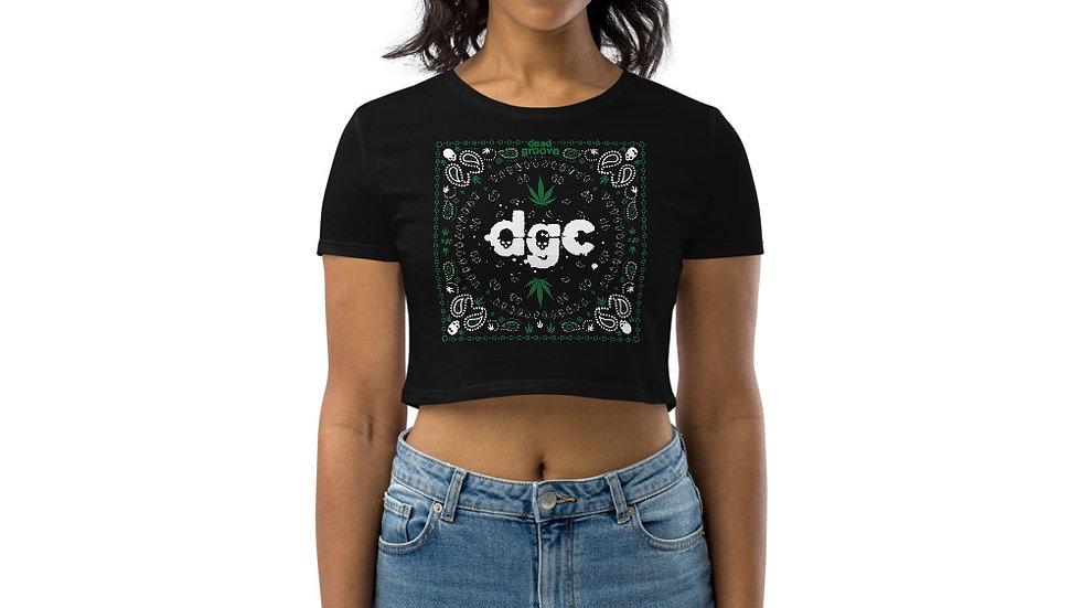 DGC 420 Organic Crop Top
