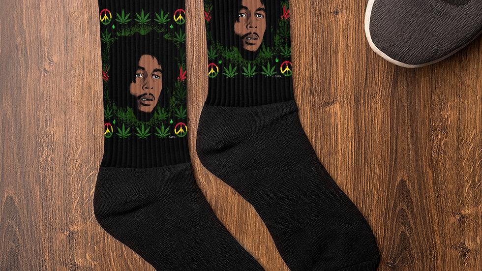 DGC Bob Marley Socks