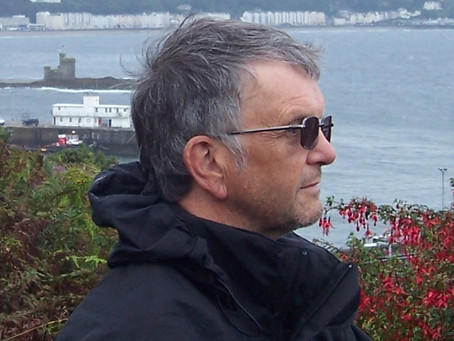 Writing Advice from Award-Winning Author Geoff Nelder
