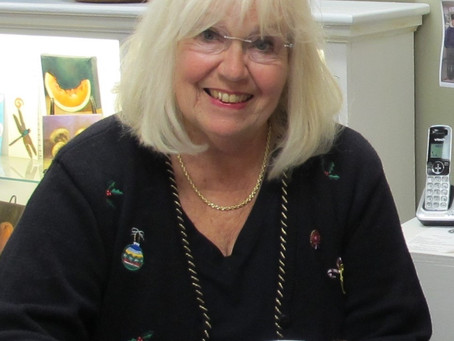 Childrens' Fiction to Thriller's, with Judi Getch Brodman