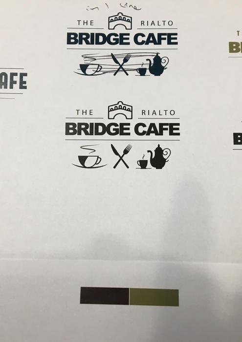 Early logo design ideas