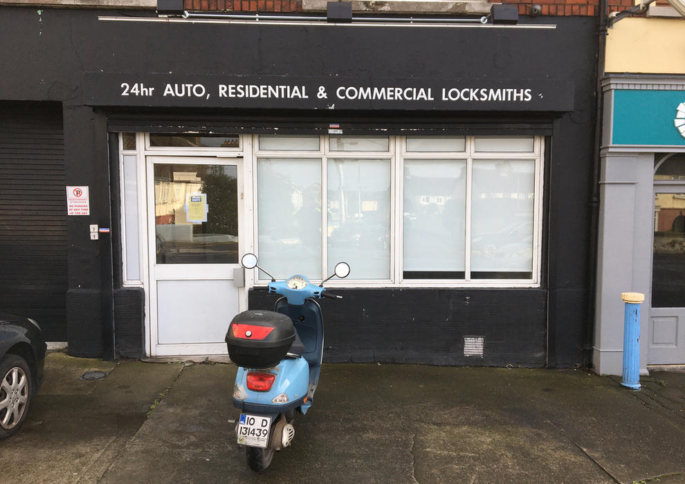 From a locksmith to a cafe