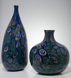 Peacock Vessels
