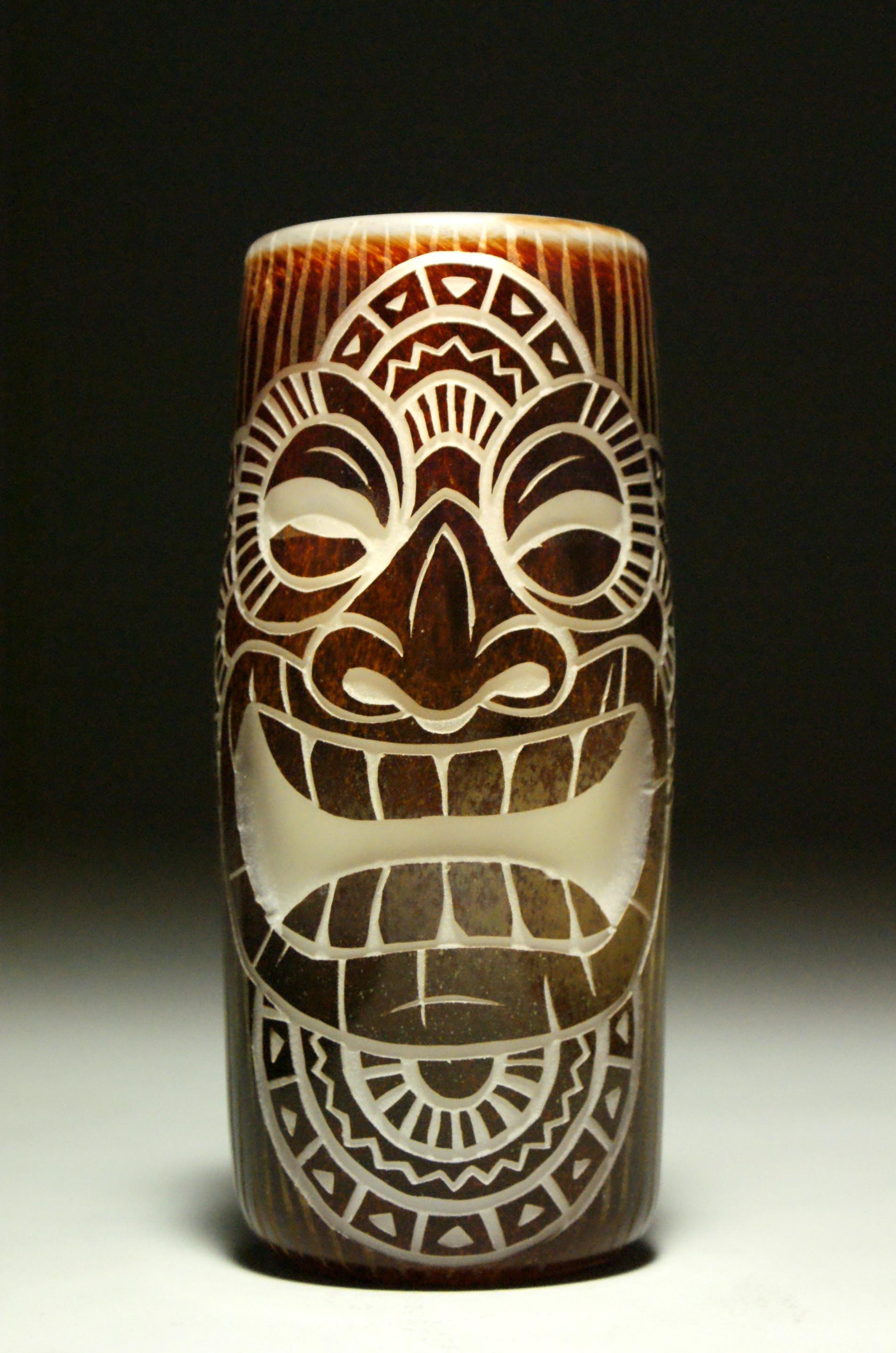 Tiki #5, Laughing Man