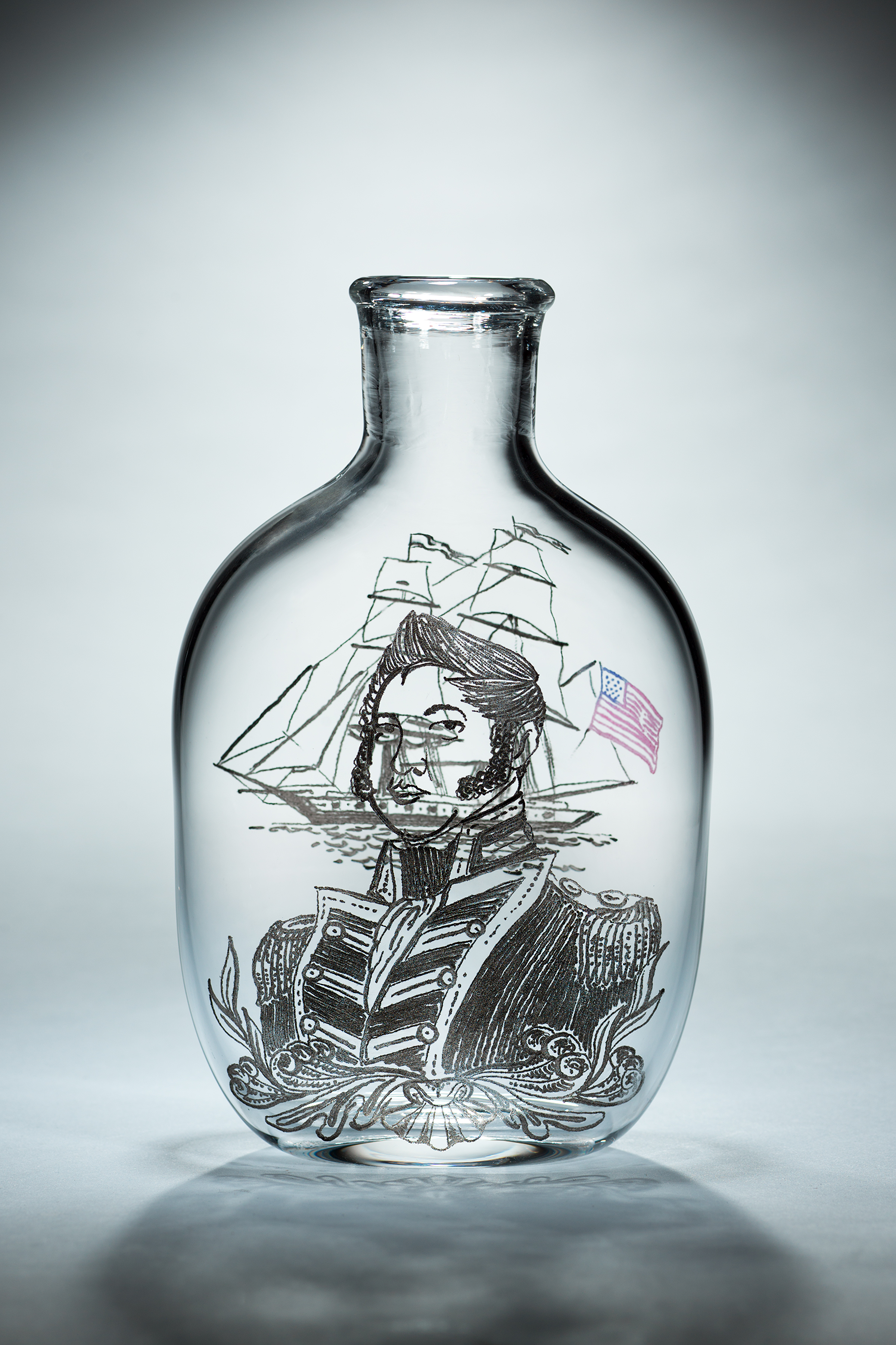 American Spirits, Commodore O H Perry