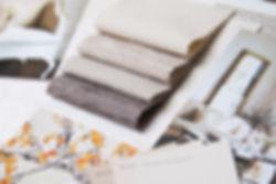 Moodboard. Interior design moodboard. Elegant moodboard. Simple and natural interior moodbard. Cream and brown colour palette. Natural moodboard. Hygge inspired moodboard.