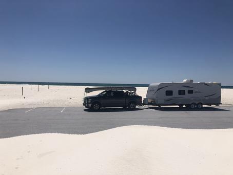 Northwest Indiana to Gulf Islands National Seashore: a Roundtrip Vacation Travel Itinerary
