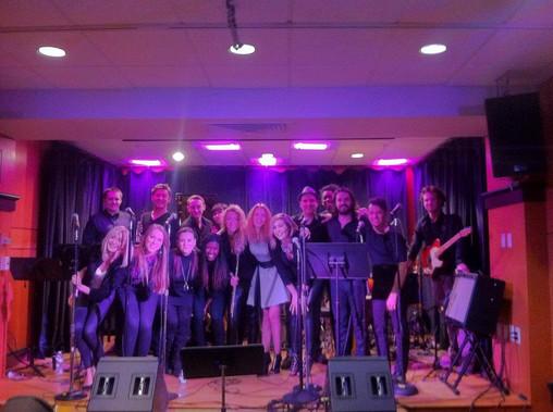 Concert for Berklee Student Marina Vinogradova