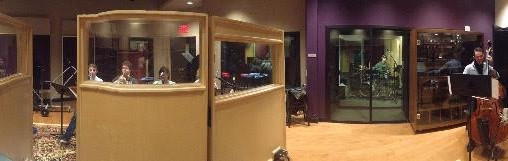 Recording Session for Ester Wiesnerova