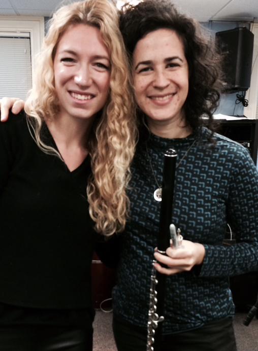 Master Class with Flutist Hadar Noiberg