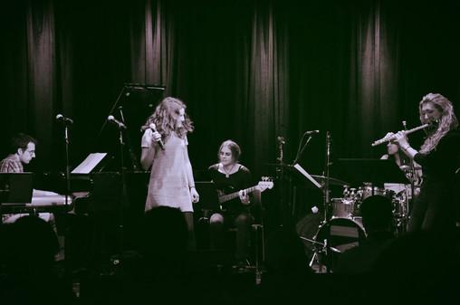 Marina Tuset's Recital at Berklee