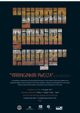 """Yirringinkiri Pwoja"" exhibition"