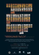"""""""Yirringinkiri Pwoja"""" exhibition"""