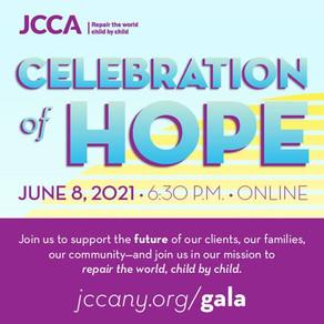 JCCA CELEBRATION OF HOPE