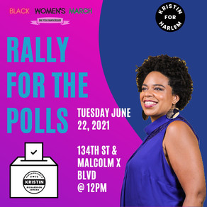 RALLY FOR THE POLLS